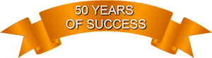 50 years of success